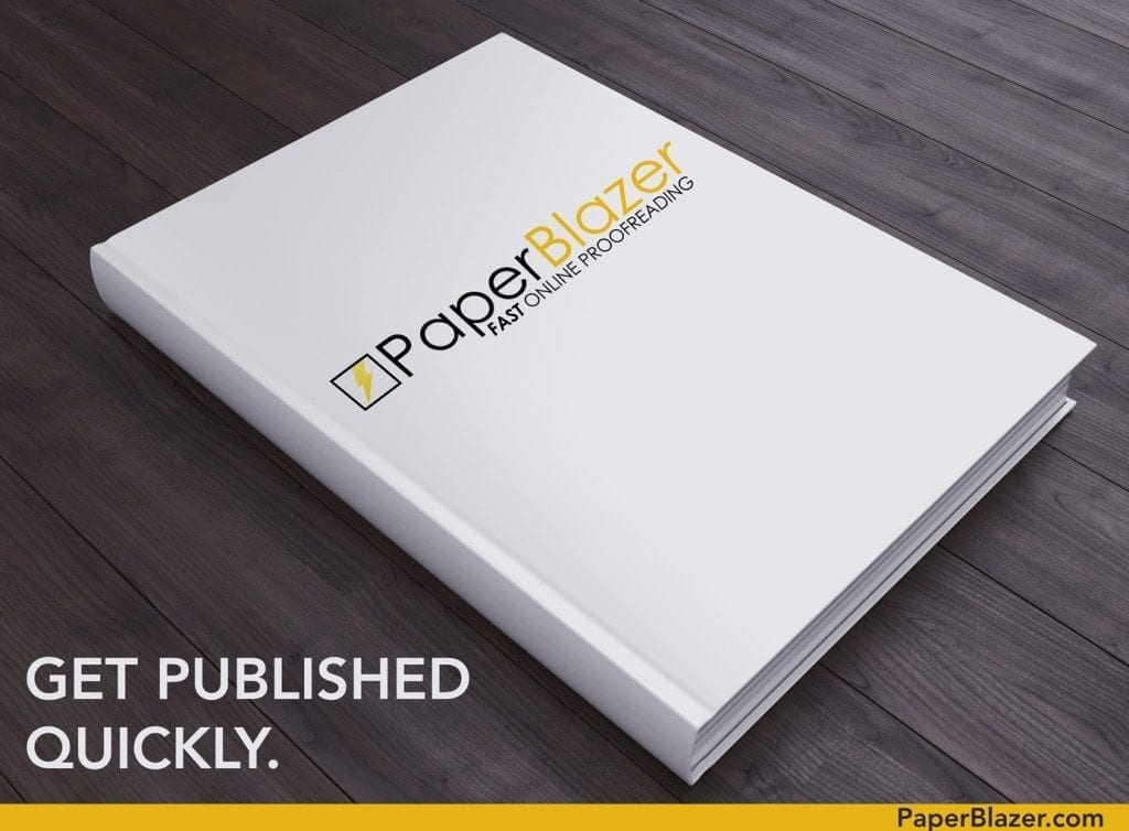 Authors, Get Published Quickly with Fast Online Proofreading!