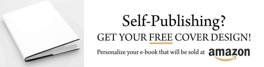 Free Amazon E-Book Cover with Our Editing Service