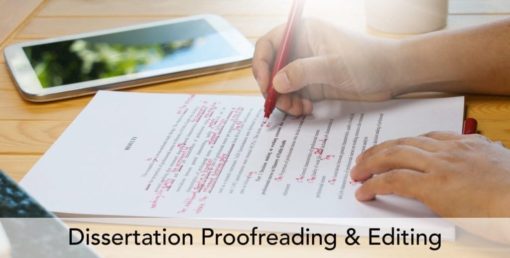 Affordable Dissertation Proofreading & Editing