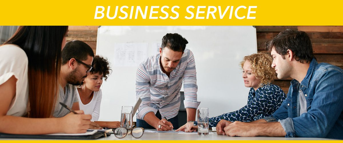 Business Service for Proofreading and Editing