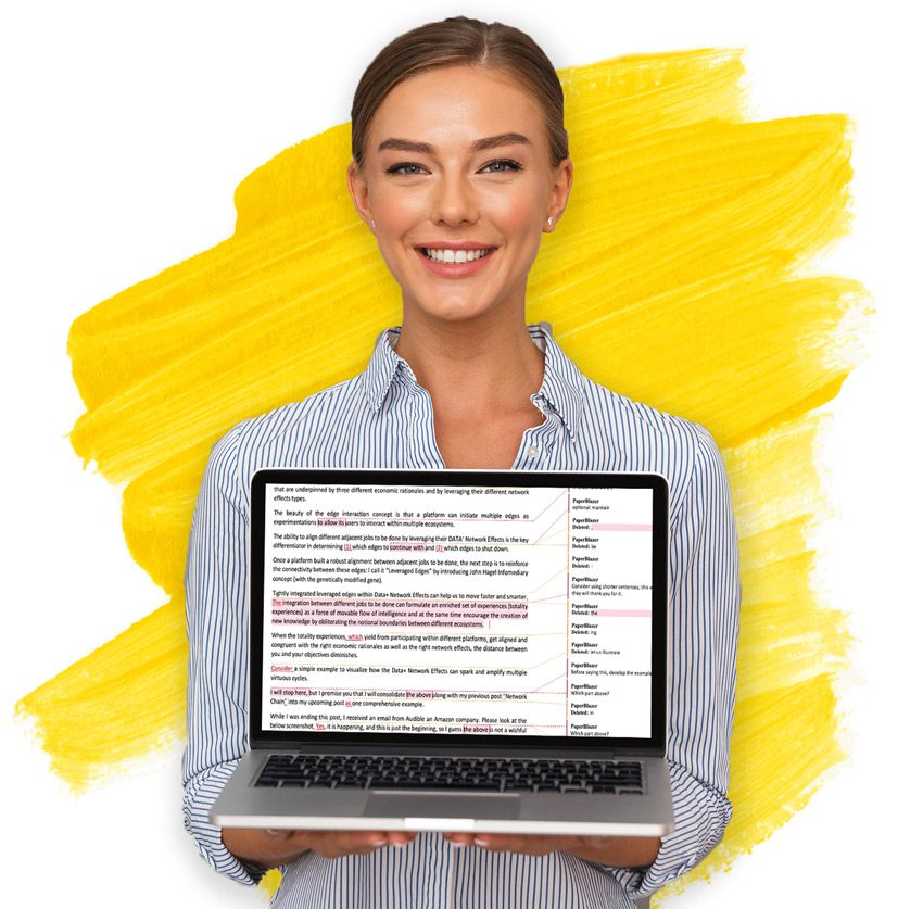 Fast Proofreading Sample Online Edits - Document